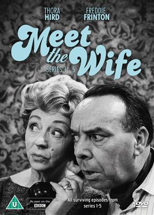 Rent Meet the Wife: Series 1-5 (All Remaining Episodes) Online DVD Rental