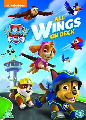 Paw Patrol: All Wings on Deck Online DVD Rental