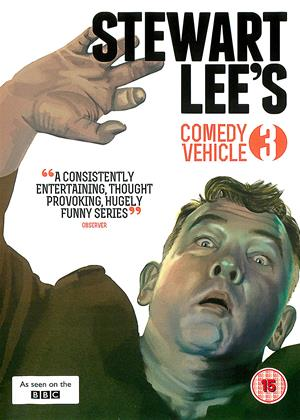 Rent Stewart Lee's Comedy Vehicle: Series 3 Online DVD Rental