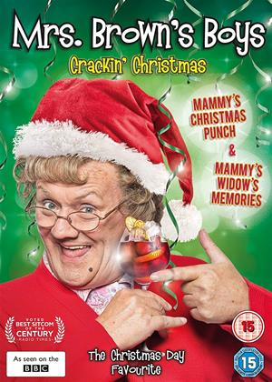Mrs Brown's Boys: Crackin' Christmas Online DVD Rental