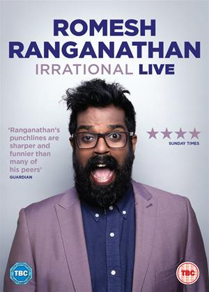 Romesh Ranganathan: Irrational Online DVD Rental
