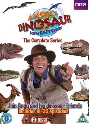 Rent Andy's Dinosaur Adventures: The Complete Series Online DVD Rental