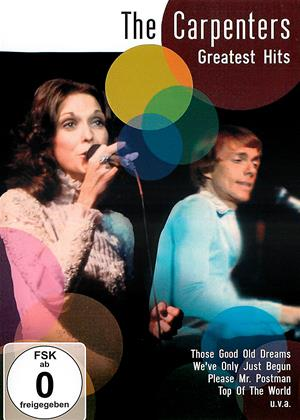 The Carpenters: Greatest Hits Online DVD Rental