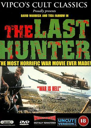 Rent The Last Hunter (aka L'ultimo cacciatore / Hunter of the Apocalypse) Online DVD Rental
