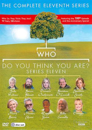 Who Do You Think You Are?: Series 11 Online DVD Rental