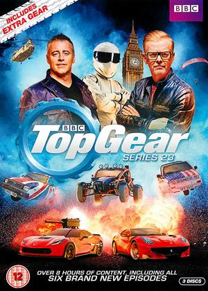 Top Gear: Series 23 Online DVD Rental