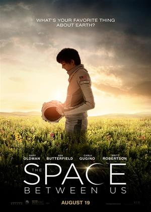 The Space Between Us Online DVD Rental