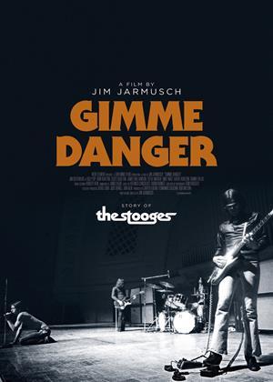 Gimme Danger Online DVD Rental