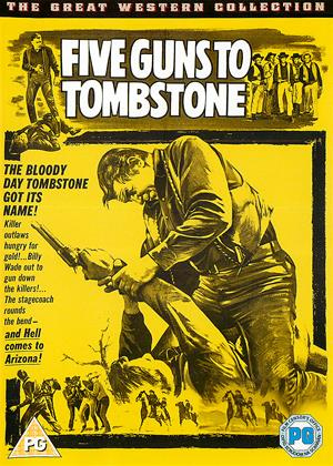 Rent Five Guns to Tombstone Online DVD Rental
