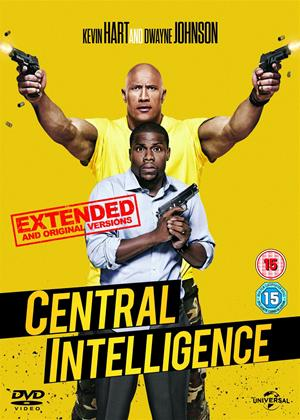 Central Intelligence Online DVD Rental