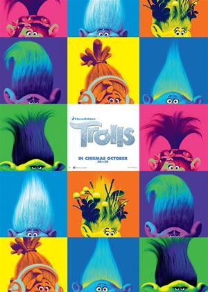Trolls Online DVD Rental