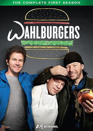 Rent Wahlburgers: Series 1 Online DVD Rental