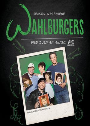 Rent Wahlburgers: Series 6 Online DVD Rental