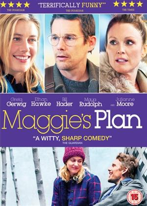 Maggie's Plan Online DVD Rental