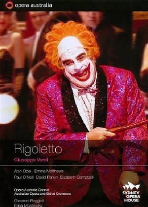 Rigoletto: Opera Australia (Reggioli) Online DVD Rental
