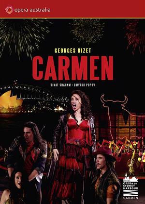 Rent Carmen: Opera Australia (aka Carmen: Handa Opera on Sydney Harbour) Online DVD Rental