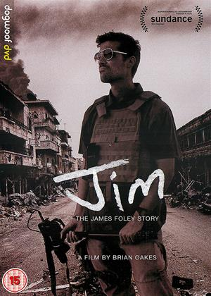 Jim: The James Foley Story Online DVD Rental