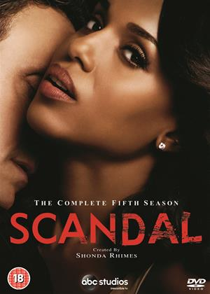 Scandal: Series 5 Online DVD Rental