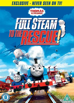 Rent Thomas the Tank Engine and Friends: Full Steam to the Rescue Online DVD Rental