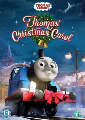 Rent Thomas the Tank Engine and Friends: Thomas' Christmas Carol Online DVD Rental