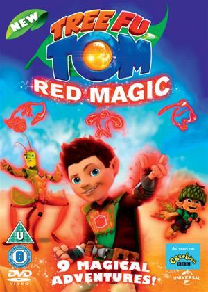 Tree Fu Tom: Red Magic Online DVD Rental