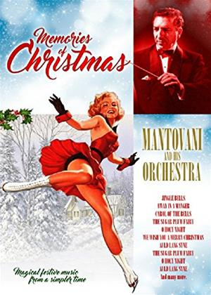 Memories of Christmas with Mantovani and His Orchetra Online DVD Rental