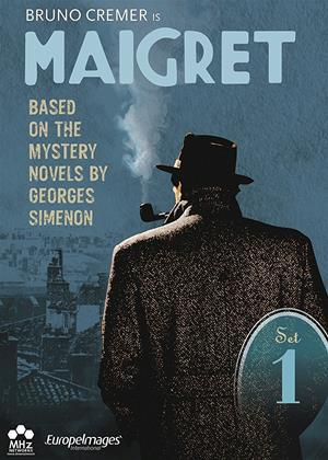 Rent Maigret: Series 1: Part 2 Online DVD Rental