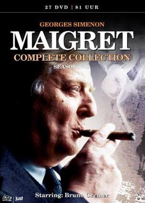 Rent Maigret: Series 1: Part 5 Online DVD Rental