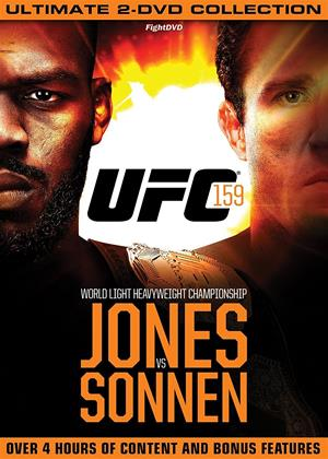 Rent UFC: 159: Jones vs. Sonnen (aka Ultimate Fighting Championship: 159: Jones vs. Sonnen) Online DVD Rental