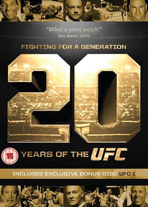 Rent UFC: Fighting for a Generation (aka Ultimate Fighting Championship: Fighting for a Generation) Online DVD Rental