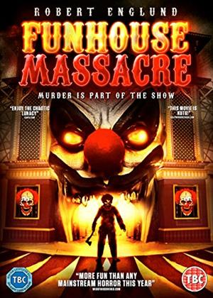 Funhouse Massacre Online DVD Rental