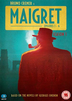 Maigret: Series 1: Part 1 Online DVD Rental