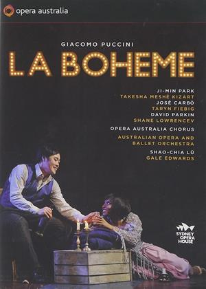 Rent La Bohème: Sydney Opera House (Shao-Chia Lu) Online DVD Rental
