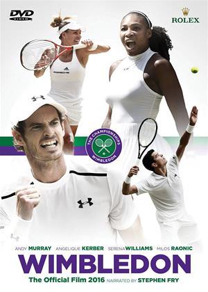 Rent Wimbledon: 2016 Official Film Review Online DVD Rental