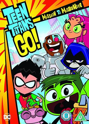 Rent Teen Titans Go!: Series 1: Vol.1 (aka Teen Titans Go!: Mission to Misbehave) Online DVD Rental