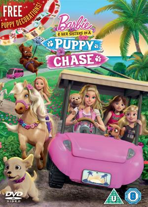 Rent Barbie and Her Sisters in a Puppy Chase Online DVD Rental