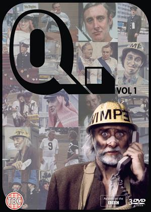 Rent Q: Vol.1 (aka Q: Vol.1: Series 1-3 (Q5, Q6, Q7)) Online DVD Rental