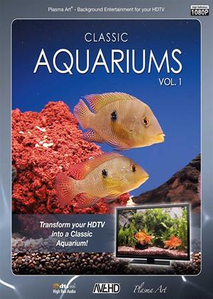 Plasma Art: Classic Aquariums: Vol.1 Online DVD Rental
