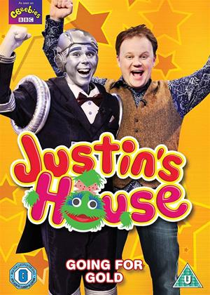 Rent Justin's House: Going for Gold Online DVD Rental