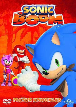 Rent Sonic Boom: Vol.3: Mayor Knuckles Online DVD Rental