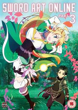 Sword Art Online: Series 1: Part 3 Online DVD Rental