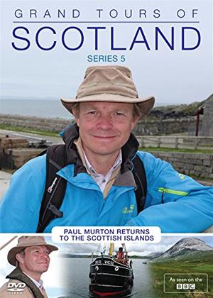 Rent Grand Tours of Scotland: Series 5 Online DVD Rental