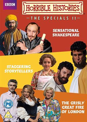 Rent Horrible Histories: The Specials II Online DVD Rental
