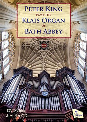 Rent Peter King Plays the Klais Organ of Bath Abbey Online DVD Rental