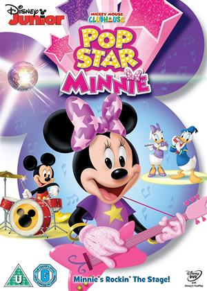 Rent Mickey Mouse Clubhouse: Pop Star Minnie Online DVD Rental