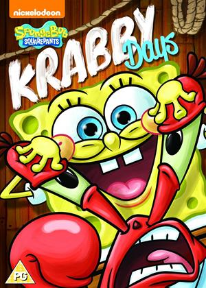 SpongeBob SquarePants: Krabby Days Online DVD Rental