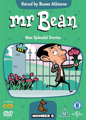 Rent Mr Bean: The Animated Series: Vol.8 Online DVD Rental