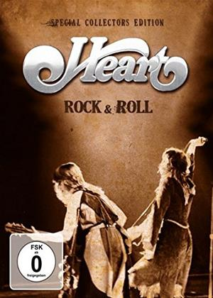 Rent Heart: Rock and Roll Online DVD Rental