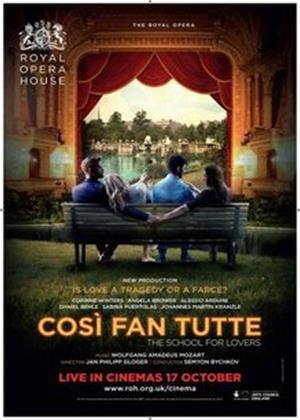 Rent Così Fan Tutte: Royal Opera House (Bychkov) Online DVD Rental