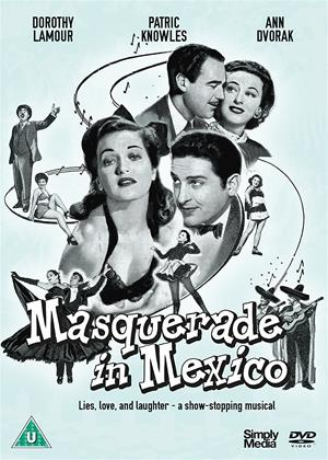 Masquerade in Mexico Online DVD Rental
